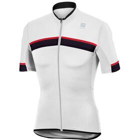 new concept dfbd8 63cbd Sportful Pista maglietta a maniche corte Uomo, white